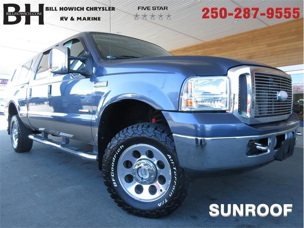2007 Ford F-350 Lariat - Sunroof - Running Boards
