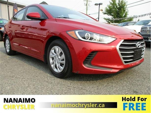 2017 Hyundai Elantra LE BlueTooth Heated Front Seats