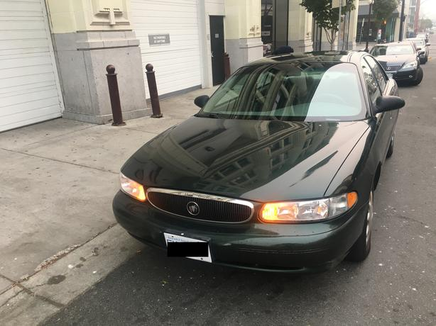 Buick Century 2004. LOW KMs. REDUCED PRICE!