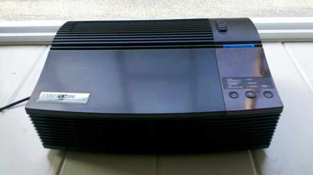2622b454dd686 Oreck Air Purifier Tabletop XL Professional model AIRPCB Duncan ...