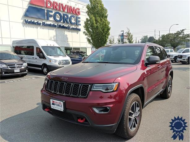 2017 Jeep Grand Cherokee Trailhawk Langley Vancouver