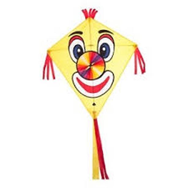 kite HQ Kites single line kite Eddy Spinning Clown Age: + 5