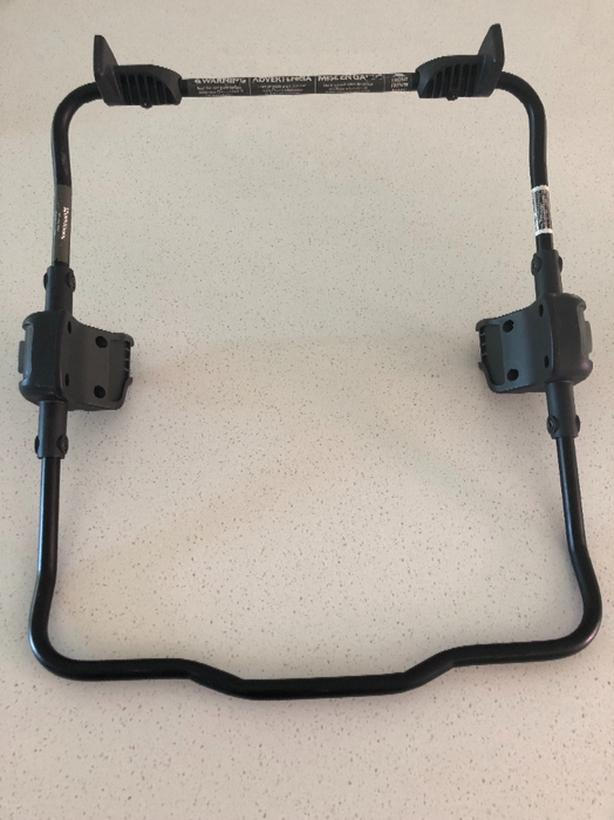 Chicco KeyFit Car Seat Adapter For UPPAbaby Vista And Cruz