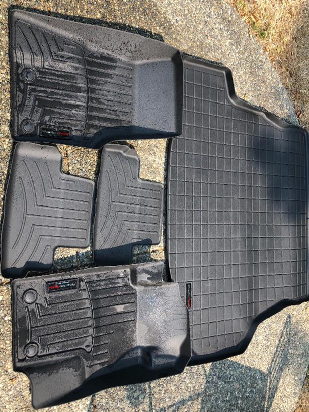 2011-2014 Mustang Weather Tech Floor/Trunk Mat