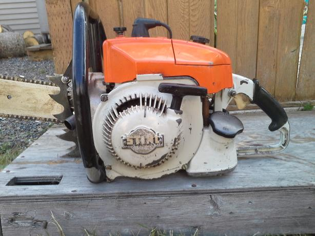  Log In needed $1,000 · Stihl 090 Chainsaw
