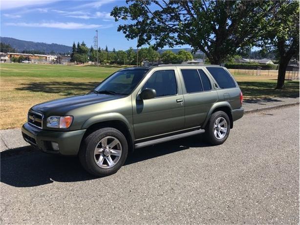  Log In needed $5,980 · 2004 Nissan Pathfinder LE Platinum