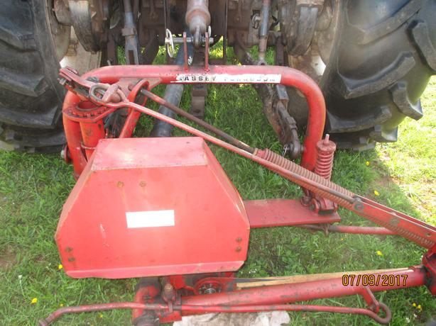 Wanted parts for Massey hay cutter