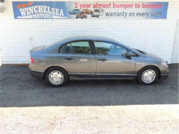 Exceptional 2009 Honda Civic 2YEAR ALMOST BUMPER TO BUMPER WARRANTY I