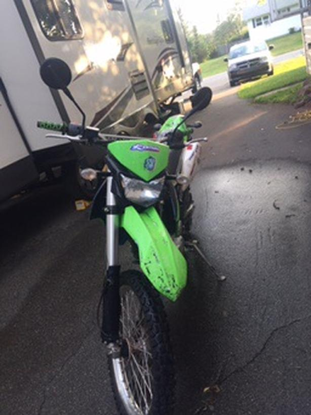 Klx250s Kawasaki