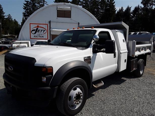 F450 Dump Truck For Sale >> 2010 Ford F450 Dump Truck Rebuilt Motor Just Installed