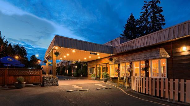 Best Western Thunder Bay Restaurant