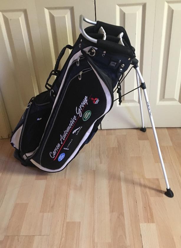 Golf Stand Bag NX-G Alloy
