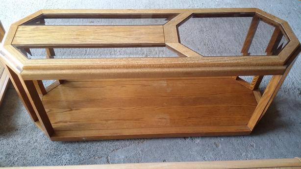 coffee table, sofa table, end table