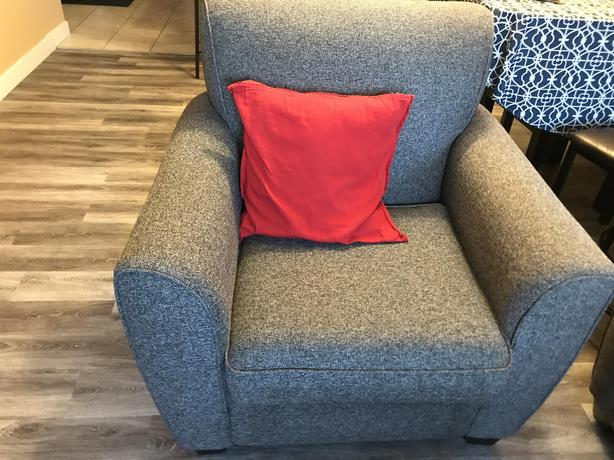 Set of three couches-for immediate sale