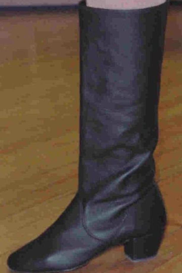 New Ukrainian Dance Boots