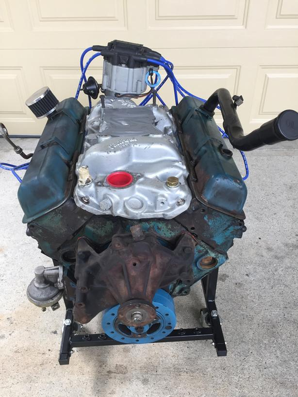  Log In needed $300 · NEW PRICE SBC 305 and TH350 Transmission
