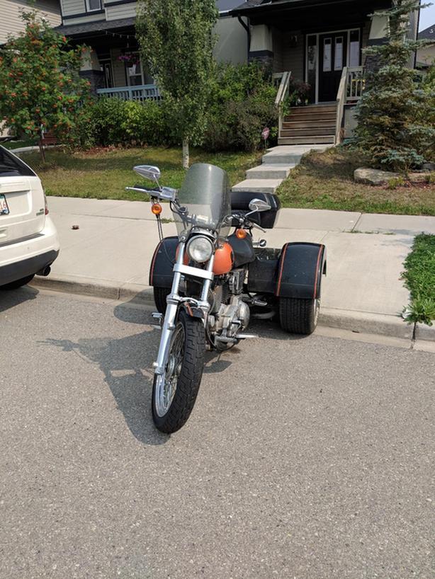  Log In needed $12,000 · HD Trike