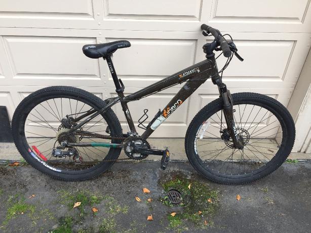998e04f7f00 Mountain Bike (Norco Katmandu) Saanich, Victoria