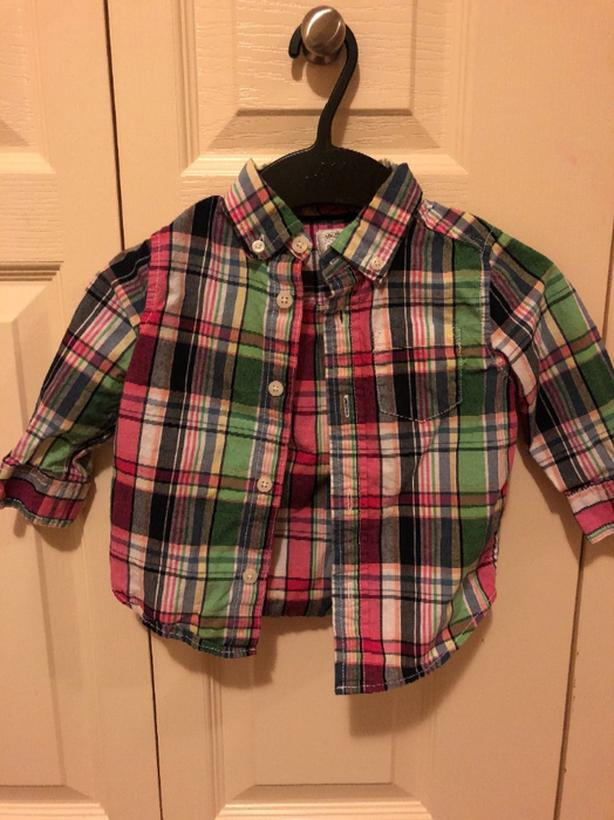 Several Toddler boy 12-18 months clothing