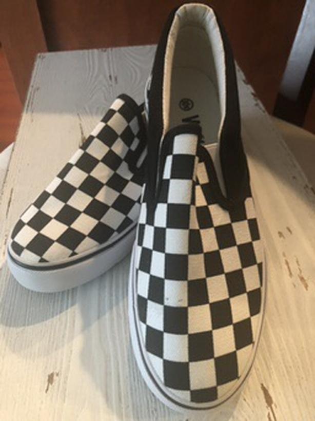 c3fdc67a9e Brand new VANS style slip-on canvas shoes West Shore  Langford ...