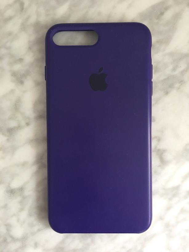 save off 2fb0c f76cb  Log In needed $20 · Apple iPhone 8 Plus / 7 Plus Silicone Case - Ultra  Violet
