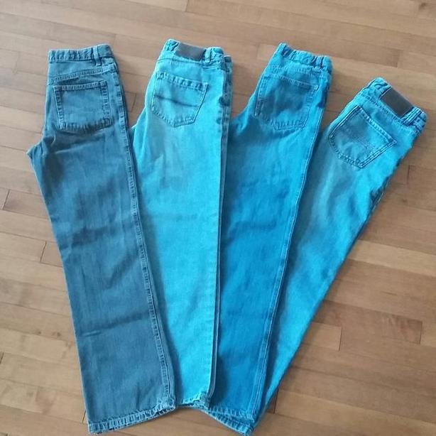 LOT BOYS SIZE 16 JEANS
