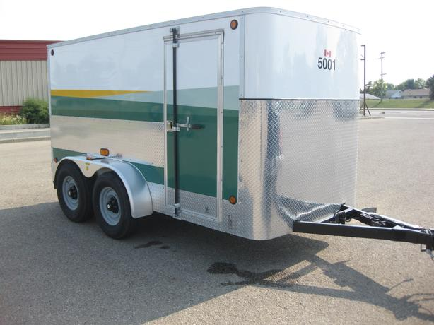 C JAY TRAILERS CUSTOM BUILT NEW UNUSED