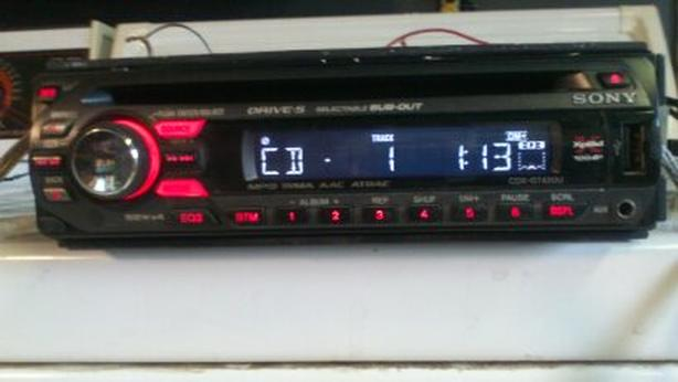 Sony Xplod Car Stereo Wiring Diagram Cdx Gt421pw. . Wiring ... on