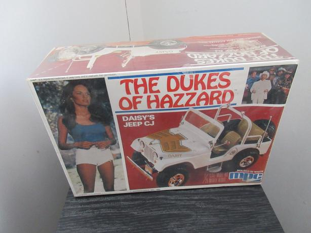Daisy Duke original 1980 unopened model!!