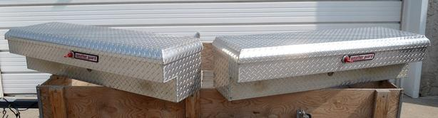 WEATHER GUARD SIDE MOUNT TRUCK BOXES