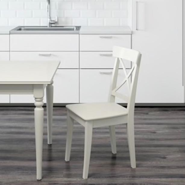 IKEA Ingolf Chair White