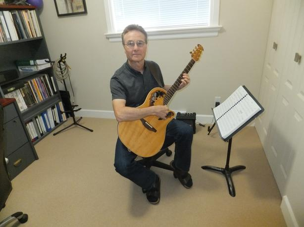Guitar & Ukulele Instruction for children eight years old and older.