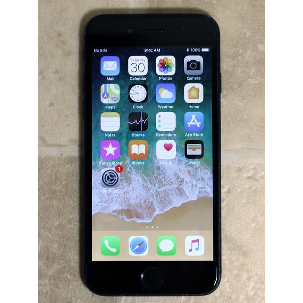  Log In needed $400 · Apple iPhone 7 32GB unlocked used works good black  color