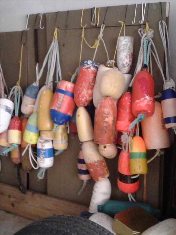 Crab&Prawn buoys