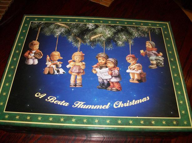 Hummel Christmas Ornaments.Set Of 97 Hummel Christmas Ornaments North Saanich Sidney