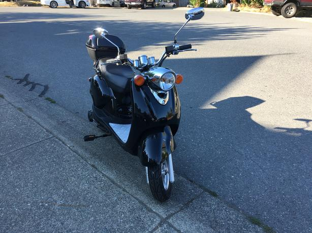 Motorino Xpn Electric Scooter For Sale Used Duncan Cowichan