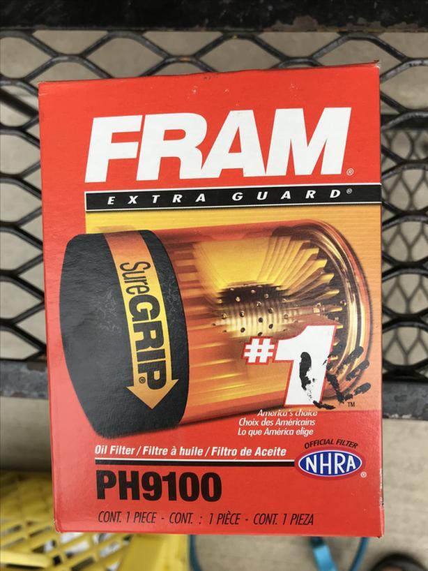 Fram PH9100 oil filter