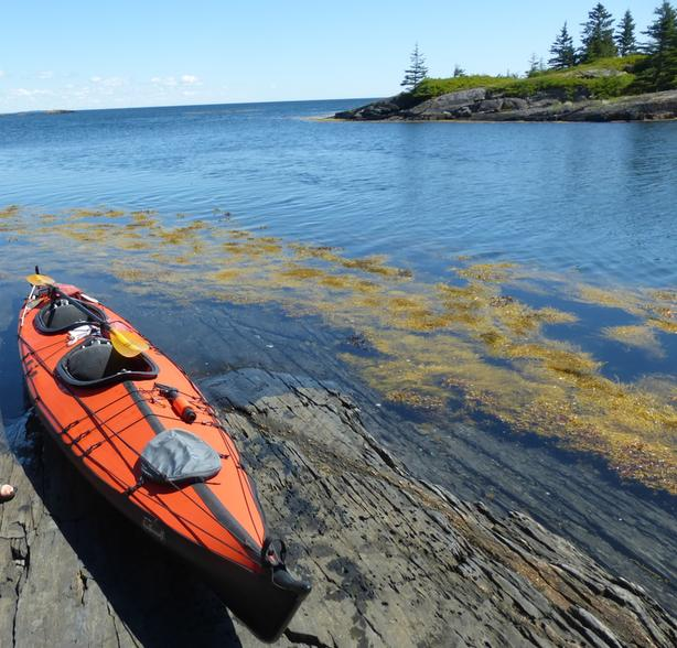 Feathercraft K2 Expedition tandem sea kayak Victoria City
