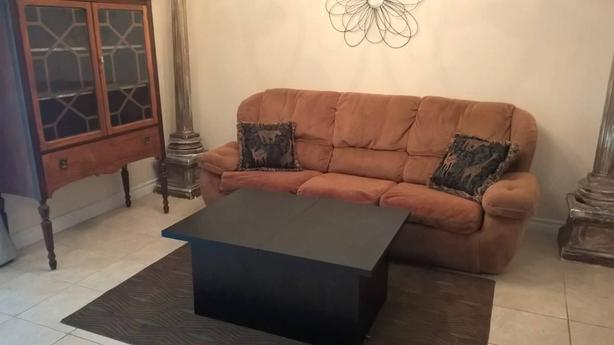 Comfy Tan 3 Seater Sofa For Sale Delivery Available Gloucester Ottawa