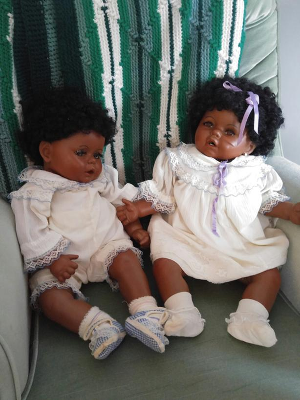 Hand made Porcelain dolls