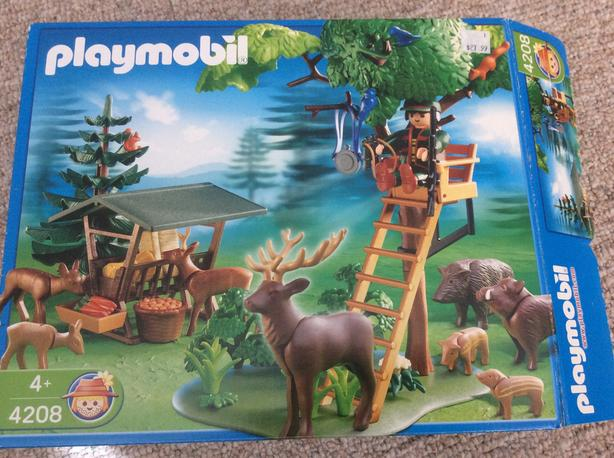 Playmobil Forest Rangers Post Set Central Saanich Victoria