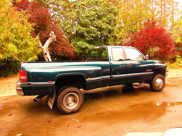 1996 dodge ram 3500 dually 4x4 diesel outside victoria victoria mobile 15 000 1996 dodge ram 3500 dually 4x4 diesel