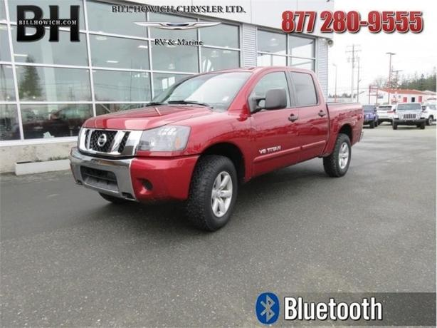 2013 Nissan Titan S/SV/SL/PRO-4X - Bluetooth - $232.11 B/W