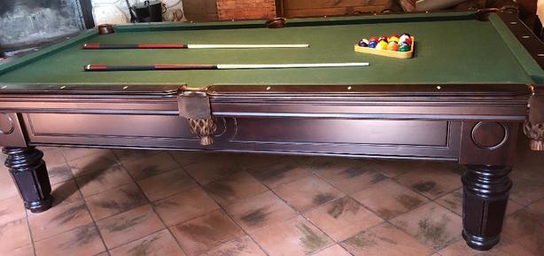 Pool Table West Shore LangfordColwoodMetchosinHighlands Victoria - Bellagio pool table