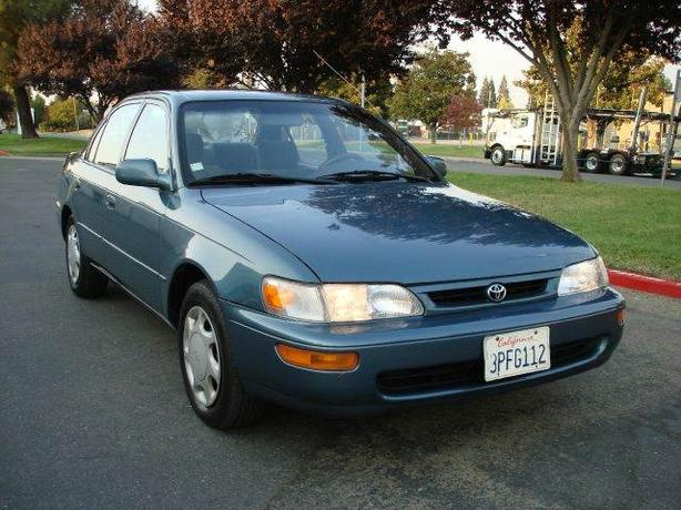 NO ACCIDENT 260k automatic 2nd owner TOYOTA COROLLA 96