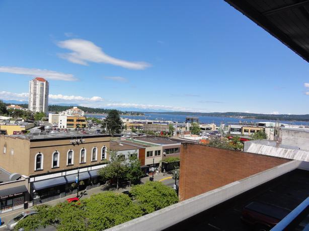 Ocean View Condo in Downtown Nanaimo