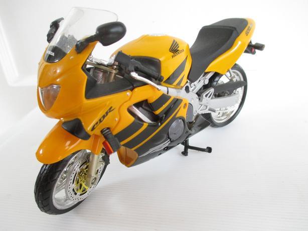 Model of Honda Motorcycle