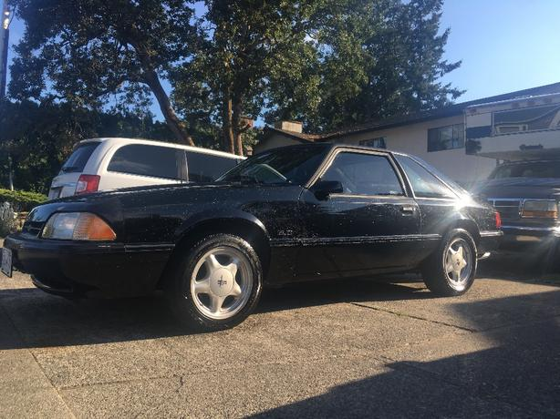  Log In needed $9,500 · 1992 Ford Mustang 5 0 Supercharged