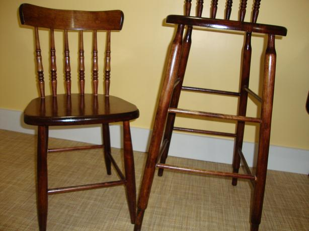 QUALITY CRAFTED WOODEN CHAIRS