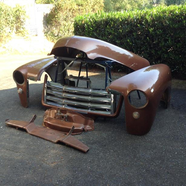  Log In needed $1,500 · 1952 GMC PICKUP FRONT END BODY PARTS